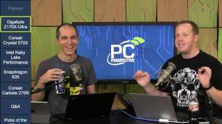 Download PC Perspective Podcast 426 - 11/23/16 Video