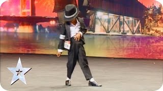 Download Semifinalist 48 - Kingsley Little MJ di Indonesia's Got Talent Video