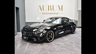 Download MERCEDES-BENZ AMG GT R *BLACK* Walkaround by AURUM International Video