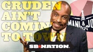 Download Gruden Isn't Coming To Your City; Bomani & Jones, episode 68 Video