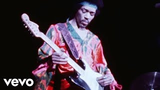 Download The Jimi Hendrix Experience - Purple Haze (Live at the Atlanta Pop Festival) Video