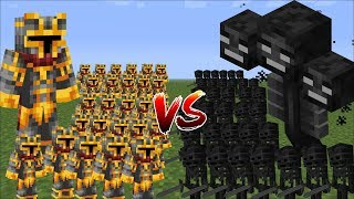 Download Minecraft 1000 SKELETONS VS 1000 MC NAVEED BATTLE MOD / FIGHT WITH MINI SOLDIERS!! Minecraft Video