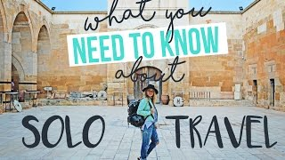 Download what you NEED TO KNOW about SOLO TRAVEL Video