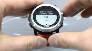 Download Garmin Fenix 3 Silver - Pierwsze uruchomienie Video