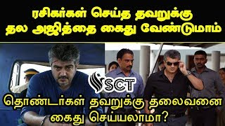 Download Reply To Political People Who Ask to File FIR against Our Thala   Viswasam Video
