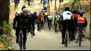 Download Pittsburgh Dirty Dozen hill climb bike ride and race (in HD) Video