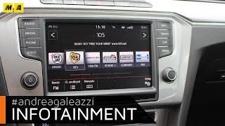 Download Volkswagen Passat AllTrack | focus sull'infotainment Video