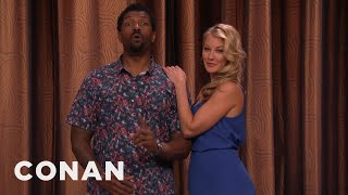 Download Deon Cole On Interracial Couples - CONAN on TBS Video
