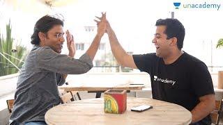 Download Unacademy Knowledge Fight - Roman Saini vs Biswa Kalyan Rath | Episode 2 Video