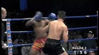 Download FIGHT /// Azem Maksutaj vs Faizel Redding /// K-1 GP in Zürich, 3.6.2000 Video
