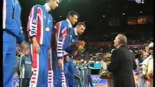 Download 2000 Olympic Games Volleyball Awarding Ceremony Video