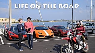 Download LIFE ON A SUPERCAR ROADTRIP: PRANK & CHALLENGE!! Video