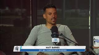 Download Former NBA F Matt Barnes Admits to Smoking Marijuana on Game Days | The Rich Eisen Show | 4/19/18 Video