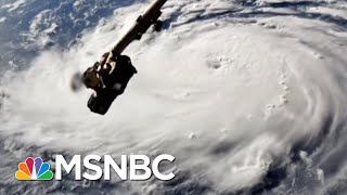 Download Hurricane Florence Strengthens To Category 4 Storm | Andrea Mitchell | MSNBC Video