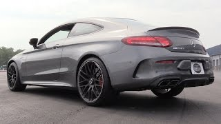 Download Pure Sound: 2017 Mercedes-AMG C63 S Coupe (Start Up, Revs, Acceleration & Drive Modes) Video