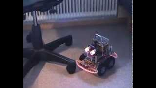 Download Ultrasonic Rover Robot Video