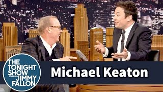 Download Rhyme-versation with Michael Keaton Video