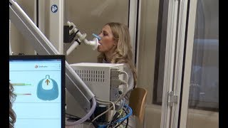 Download How A Pulmonary FunctionTest Works Video