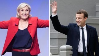 Download Macron, Le Pen to face each other in May 7 runoff vote Video