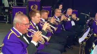 Download On Stage with Brighouse and Rastrick Brass Band - Carfest North 2016 Video