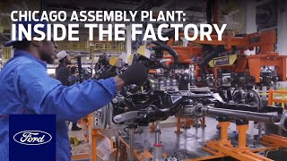 Download Chicago Assembly Plant: Inside the Factory | The Future of Ford and Transportation | Ford Video