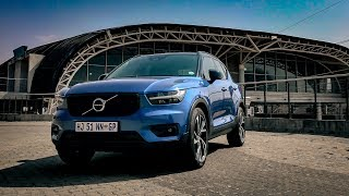Download 2018 Volvo XC40 D4 AWD R-Design - Review Video