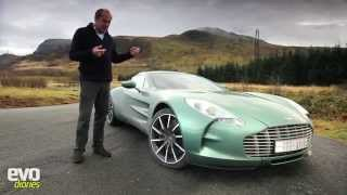 Download Aston Martin One 77 Video