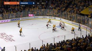 Download 10/10/17: Flyers 5 at Predators 6 F Video