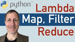 Download Python: Lambda, Map, Filter, Reduce Functions Video