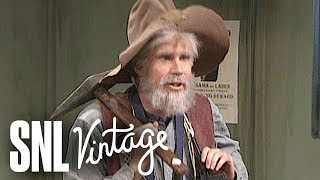 Download Cut For Time: Gus Chiggins, Old Prospector - SNL Video