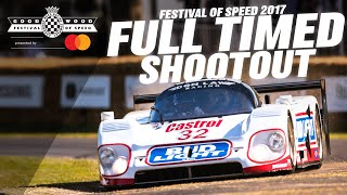 Download Full Timed Shootout: Goodwood #FOS 2017 Video