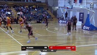 Download Dane Pineau Posts 22 points & 12 rebounds vs. Eltham Video