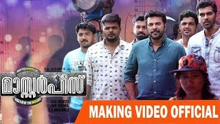 Download Masterpiece | Making Video Official | Mammootty , Mukesh, Unni Mukundan, Gokul Suresh, Video