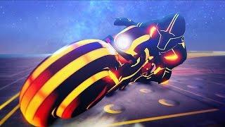 Download GTA 5 DLC - NEW TRON MOTORCYCLE SPENDING SPREE! (GTA 5 Online) Video