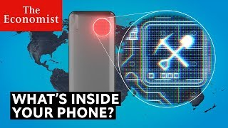 Download Where does your phone come from? | The Economist Video