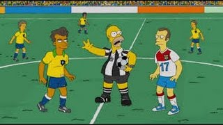 Download Have the Simpsons predicted the Brazilian Soccer team Plane crash??? Video