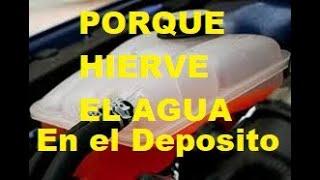 Download Porque Hierve el Agua del Deposito de Reserva de Mi Carro Video