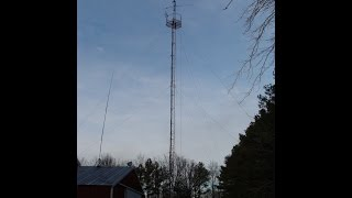 Download Ham Radio Tower Install Video