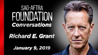 Download Conversations with Richard E. Grant Video