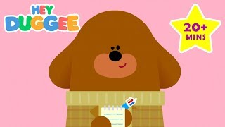 Download Working Together - Duggee's Best Bits - Hey Duggee Video