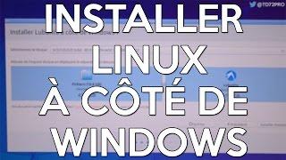 Download Tutoriel   Installer Linux à côté de Windows  HD Français Video