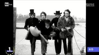Download Nick Mason, il batterista dei Pink Floyd a Unomattina - Unomattina 17/01/2018 Video