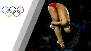 Download Chen wins Men's 10m Platform Diving gold Video
