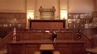 Download Indiana State House Supreme Court 360° Tour Video