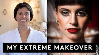Download Tomboy to GODDESS extreme photoshoot makeover!   Sorelle Amore Video