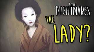 Download WHO IS THE LADY? - Little Nightmares | The Residence EXPLAINED! | Story Theory Video