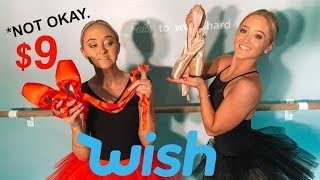 Download Buying New Pointe Shoes From WISH!!! Video