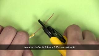 Download Conectores rápidos fibra ótica Video