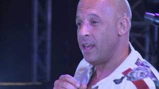 Download xXx Reactivado: Nicky Jam y Vin Diesel cantan juntos Video