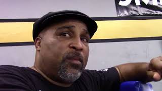 Download john pullman at his gym in northridge EsNews Boxing Video